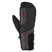Gordini Challenge XIII Mittens, Black-Gunmetal, medium