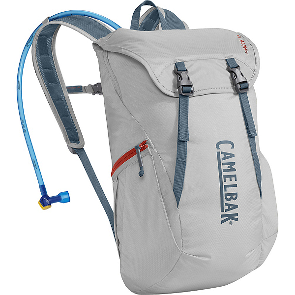 CamelBak Arete 18 Hydration Pack, Silver-Tapestry, 600