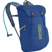 CamelBak Arete 18 Hydration Pack 2016, Olympian Blue-Green Oasis, medium