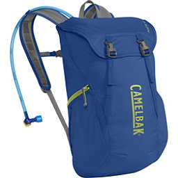 CamelBak Arete 18 Hydration Pack, Olympian Blue-Green Oasis, 256