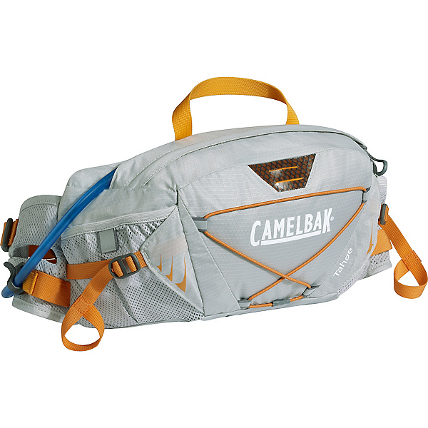 CamelBak Tahoe LR Hydration Pack, Silver-Orange Popsicle, 600