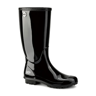 UGG Shaye Rain Boots, Furious Fuchsia, viewer