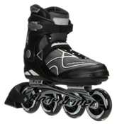 Bladerunner Formula 84 Inline Skates 2016, Black-Silver, medium