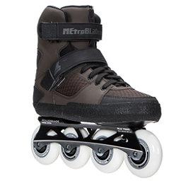 Rollerblade Metroblade GM Urban Inline Skates 2017, Brown, 256