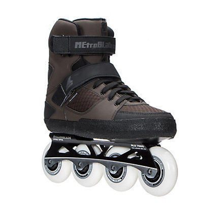 Rollerblade Metroblade GM Urban Inline Skates 2017, Brown, viewer