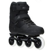 Rollerblade Metroblade C Urban Inline Skates, Black, medium