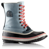 Sorel 1964 Premium CVS Womens Boots, Stone Blue-Black, medium
