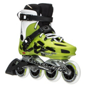 Rollerblade Maxxum 84 Urban Inline Skates 2017, Acid Green-White, medium