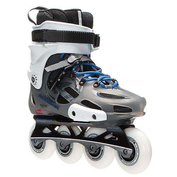 Rollerblade Twister Pro Urban Inline Skates, Anthracite-Blue, 600