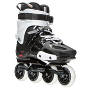 Rollerblade Twister 231 Urban Inline Skates, Black-White, medium