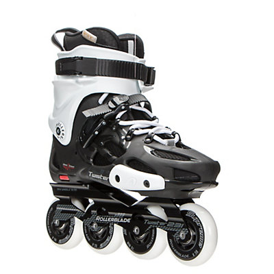 Rollerblade Twister 231 Urban Inline Skates 2016, Black-White, viewer