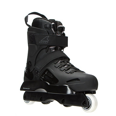 Rollerblade Solo Team Aggressive Skates 2017, Black, viewer