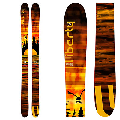 Liberty Skis Origin 96 Skis 2017, , viewer