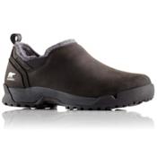 Sorel Paxson Moc Mens Boots, Black-Shark, medium