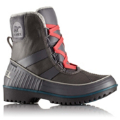 Sorel Tivoli II Canvas Womens Boots, City Grey, medium