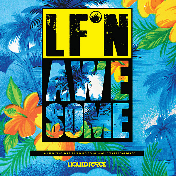 Liquid Force LF N Awesome Wakeboard DVD, , 600