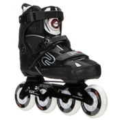 SEBA GT 90 Urban Inline Skates, Black, medium