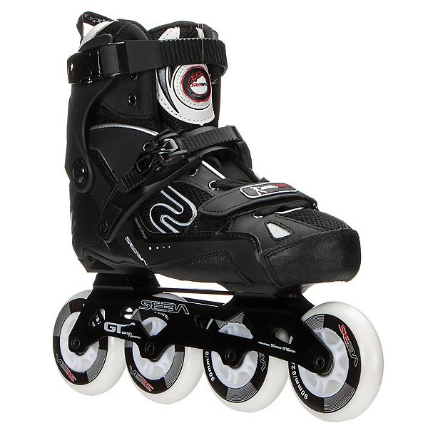 SEBA GT 90 Urban Inline Skates, Black, 600