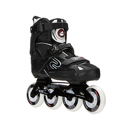 SEBA GT 90 Urban Inline Skates, Black, viewer