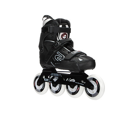 SEBA GT 100 Urban Inline Skates, Black, viewer