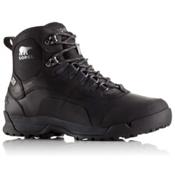 Sorel Paxson Outdry Mens Boots, Black-Shark, medium