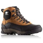 Sorel Paxson Outdry Mens Boots, Elk-Black, medium