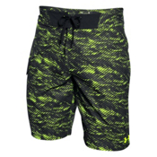 Under Armour Reblek Board Shorts, Fuel Green, medium