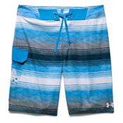 Under Armour Reblek Board Shorts, Electric Blue-Electric Blue, medium