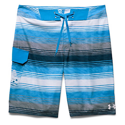Under Armour Reblek Boardshorts, Fuel Green, viewer