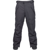 Ride Phinney Shell Mens Snowboard Pants, Black Twill, medium