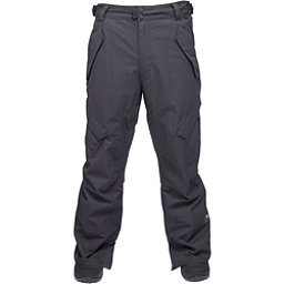Ride Phinney Shell Mens Snowboard Pants, Black Twill, 256