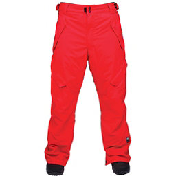 Ride Phinney Shell Mens Snowboard Pants, Red Rover Twill, 256