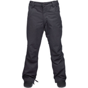 Ride Madrona Mens Snowboard Pants, Black Twill, medium