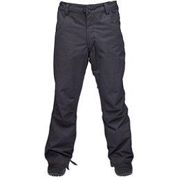 Ride Madrona Mens Snowboard Pants, Black Twill, 256