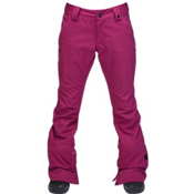 Ride Aurora Womens Snowboard Pants, Raspberry Stretch Twill, medium