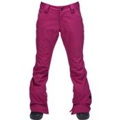 Ride Aurora Womens Snowboard Pants, Raspberry Stretch Twill, medium