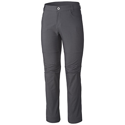 Columbia Pilsner Peak Mens Pants, India Ink, viewer