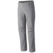 Columbia Pilsner Peak Mens Pants, Grey Ash, medium