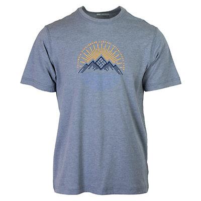 Columbia CSC Tri Peak Triblend T-Shirt, Steel, viewer