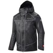 Columbia Outdry EX Platinum Shell Mens Jacket, Black, medium