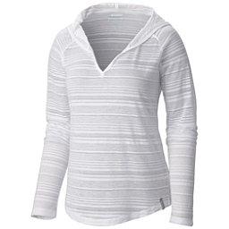 Columbia Inner Luminosity Womens Hoodie, White, 256