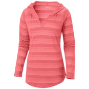 Columbia Inner Luminosity Womens Hoodie, Coral Bloom, medium