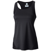 Columbia Endless Freeze Womens Tank Top, Black, medium