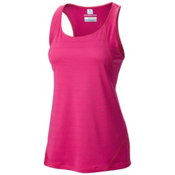 Columbia Endless Freeze Womens Tank Top, Haute Pink, medium