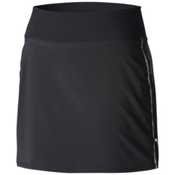 Columbia Womens Trail Flash Skort, Black, medium