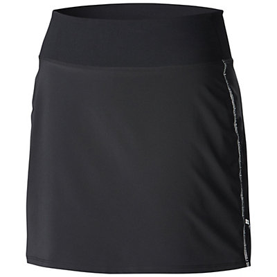 Columbia Womens Trail Flash Skort, Black, viewer