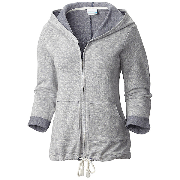 Columbia Wear It Everywhere Womens Hoodie, Nocturnal Heather, 600