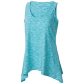 Columbia Outerspaced Womens Tank Top, Ocean Water, medium