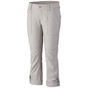 Columbia Pilsner Peak Capri Womens Pants, Pulse-Oxford, medium