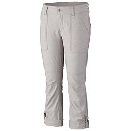 Columbia Pilsner Peak Capri Womens Pants, Pulse-Oxford, 256